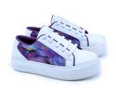 Sepatu Sneakers Wanita Garsel Shoes GAB 6556