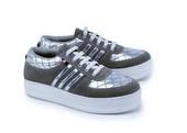 Sepatu Sneakers Wanita Garsel Shoes GAB 6557