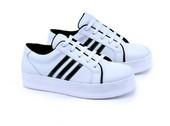Sepatu Sneakers Wanita Garsel Shoes GAB 6558