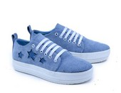 Sepatu Sneakers Wanita Garsel Shoes GHE 6560