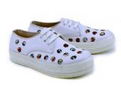 Sepatu Sneakers Wanita Garsel Shoes GK 6564