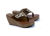 Wedges Garsel Shoes GKK 4258