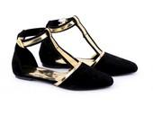 Flat Shoes Garucci GAK 6158