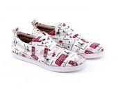 Sepatu Sneakers Wanita GYT 7255