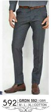 Celana Panjang Pria GRDN 592
