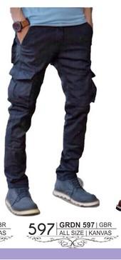 Celana Panjang Pria GRDN 597