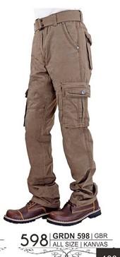 Celana Panjang Pria GRDN 598
