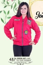 Jaket wanita GRDN 487