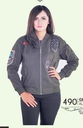 Jaket wanita GRDN 490