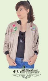 Jaket wanita GRDN 495