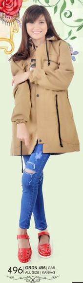 Jaket wanita GRDN 496