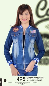 Jaket wanita GRDN 498