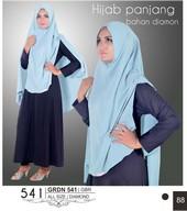 Jilbab GRDN 541