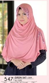Jilbab GRDN 547
