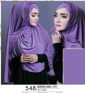 Jilbab GRDN 548