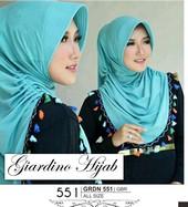 Jilbab GRDN 551