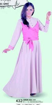 Long Dress Giardino GRDN 432