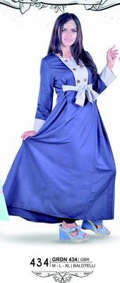 Long Dress Giardino GRDN 434