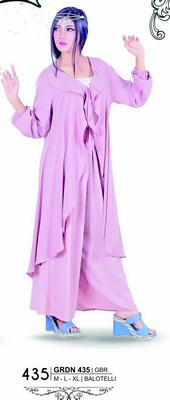 Long Dress Giardino GRDN 435