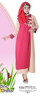 Long Dress Giardino GRDN 436