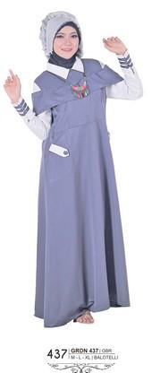 Long Dress Giardino GRDN 437