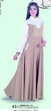 Long Dress GRDN 431
