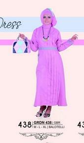 Long Dress GRDN 438
