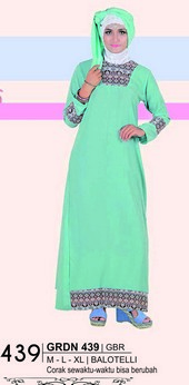 Long Dress GRDN 439