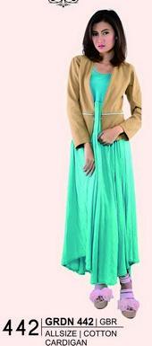 Long Dress GRDN 442