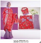 Mukenah GRDN 555