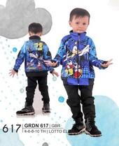 Pakaian Anak Laki GRDN 617