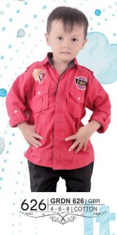 Pakaian Anak Laki GRDN 626