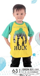 Pakaian Anak Laki GRDN 631