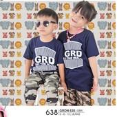 Pakaian Anak Perempuan Giardino GRDN 638
