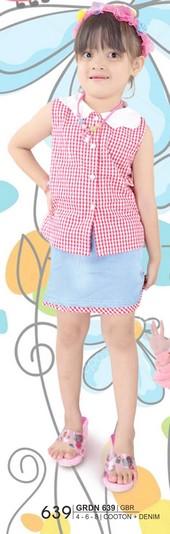 Pakaian Anak Perempuan Giardino GRDN 639