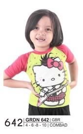 Pakaian Anak Perempuan Giardino GRDN 642