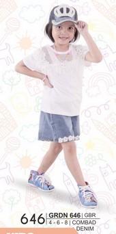 Pakaian Anak Perempuan Giardino GRDN 646