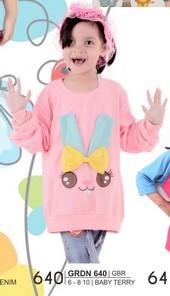 Pakaian Anak Perempuan GRDN 640
