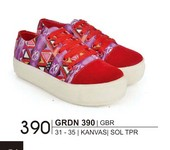 Sepatu Anak Perempuan GRDN 390