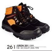Sepatu Boots Pria GRDN 261