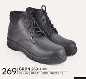 Sepatu Boots Pria GRDN 269