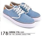 Sepatu Sneakers Wanita Giardino GRDN 178