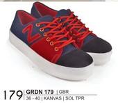Sepatu Sneakers Wanita Giardino GRDN 179