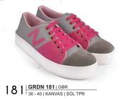 Sepatu Sneakers Wanita Giardino GRDN 181