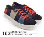 Sepatu Sneakers Wanita Giardino GRDN 182