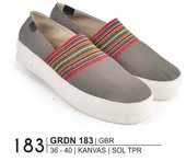 Sepatu Sneakers Wanita Giardino GRDN 183