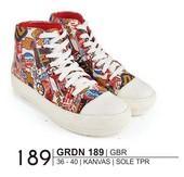 Sepatu Sneakers Wanita GRDN 189