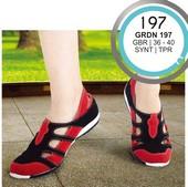 Sepatu Sneakers Wanita GRDN 197