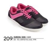 Sepatu Sneakers Wanita GRDN 209