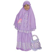 Mukenah Cotton Gnine GN 3401